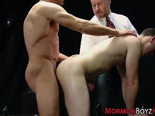 Mormons ass penetrated