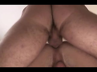Cum dripping hole twink scene