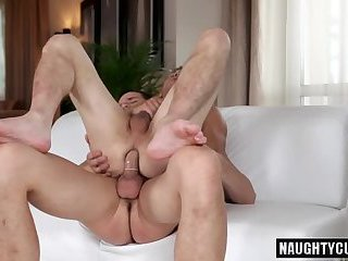 Big cock gays anal and cumshot